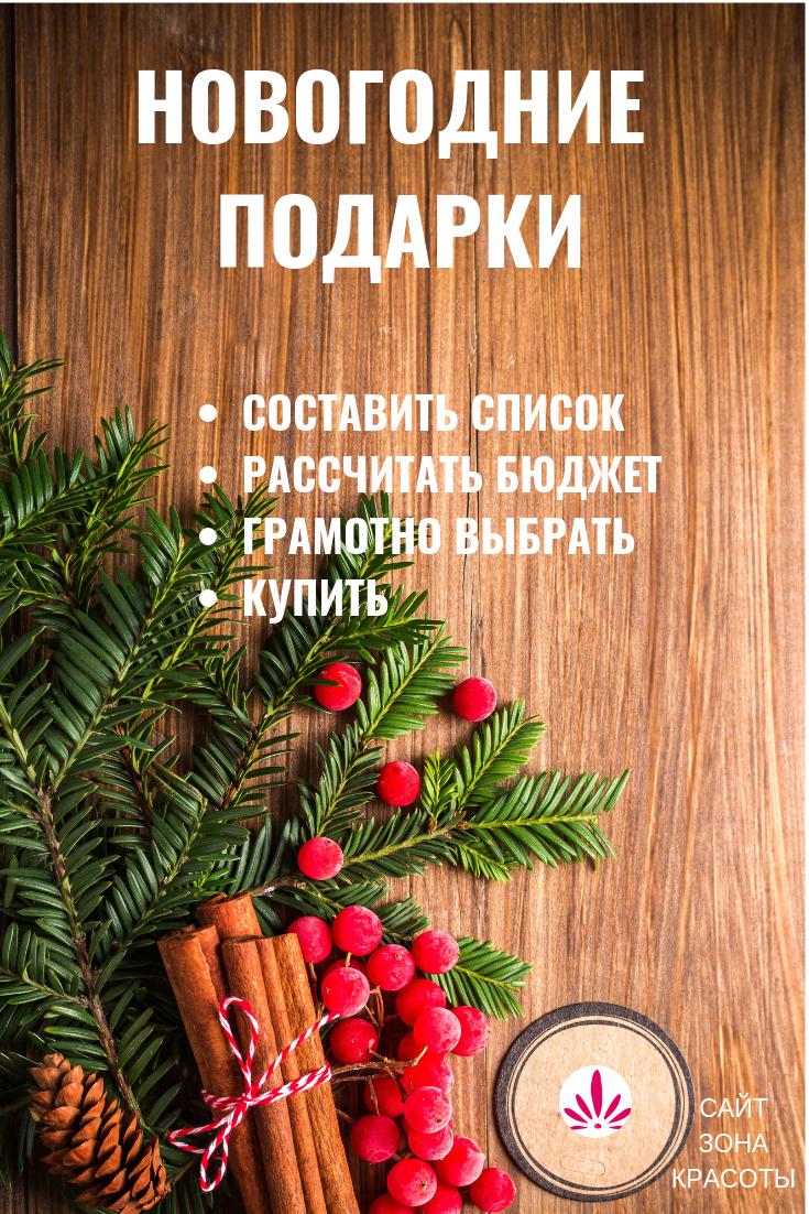 Пошаговый гид на Новый Год — как выбрать подарки и купить